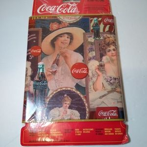 Vintage Coca Cola Brand  Wallpaper Border NEW